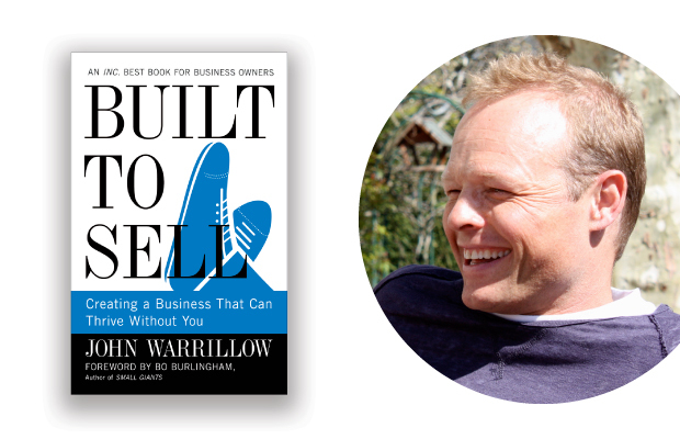 BUILT TO SELL – JOHN WARRILLOW