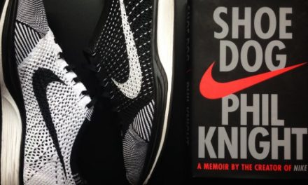 SHOE DOG – PHIL KNIGHT