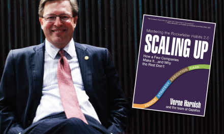 Scaling Up – Verne Harnish
