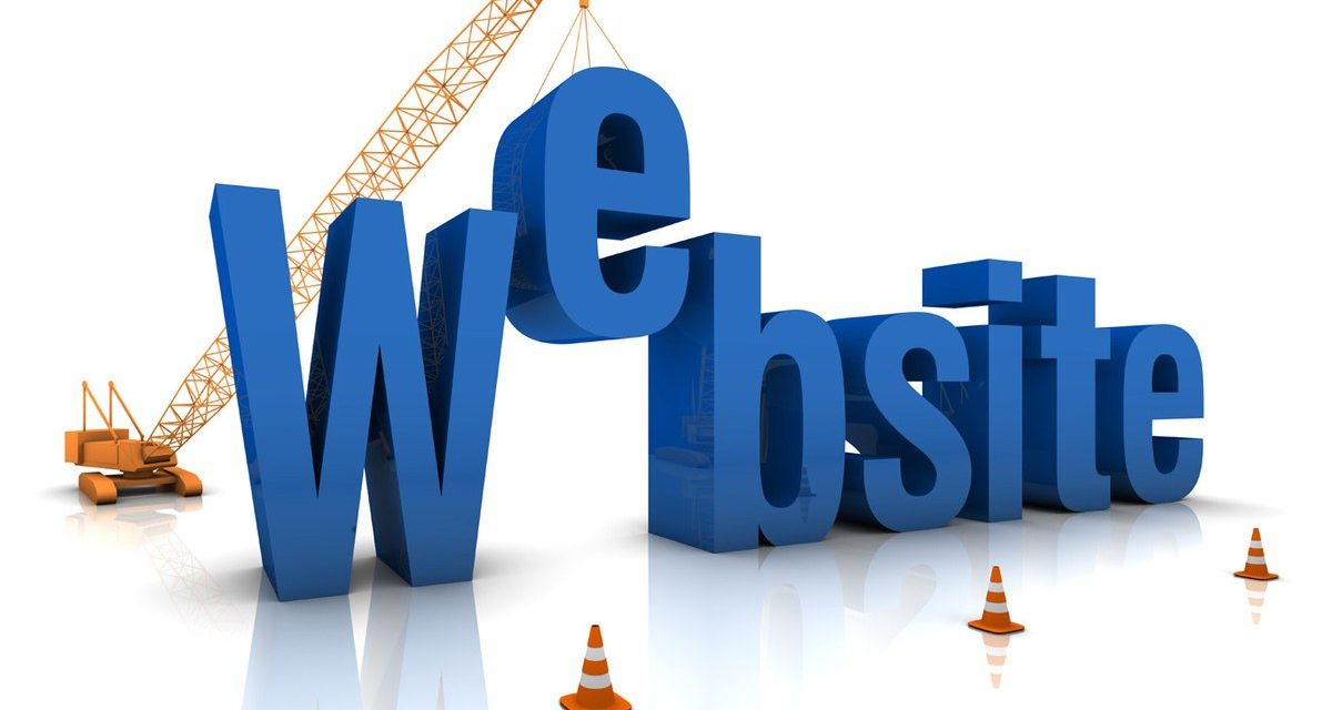 WEBSITES ARE DEAD!  MAYBE NOT….