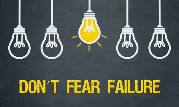 FAILURE IS YOUR FRIEND. . . AS LONG AS YOU LET IT BE! PART 2